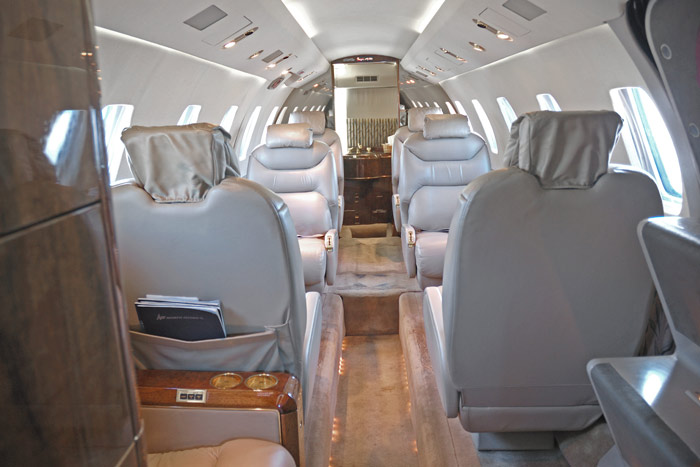 rent business plane